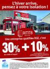 Crédit d'impot à 30% + 10% de réduction supplémentaire !!