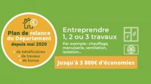 Ma Prime éco-logis 91 - Les aides du département de l'Essonne