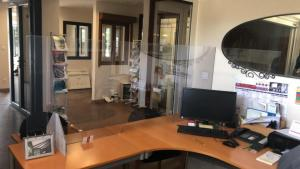 COVID-19 Protections sanitaire pour les bureaux, commerces, comptoir