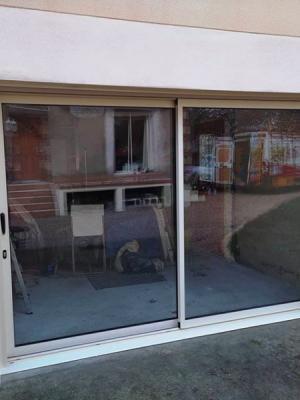 Fenêtre Coulissant et Volets