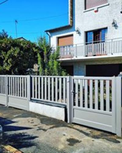 La complète - Portail, portillon, clôture et garde corps !