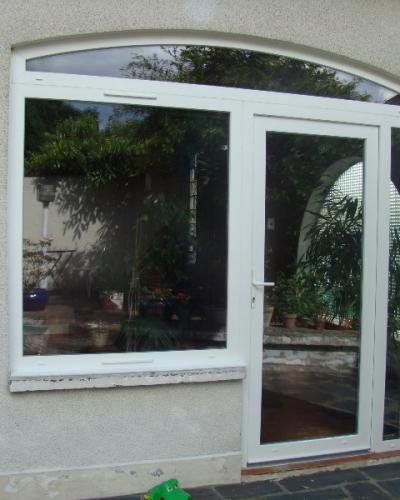 Fenêtres et Porte fenêtres PVC Blanc Formes et Dimensions Sur mesure