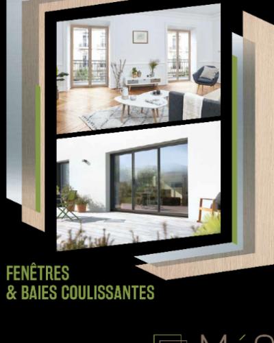 MÉO - Fenêtres & Baies coulissantes