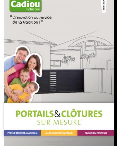 CADIOU - Portails - Clôtures