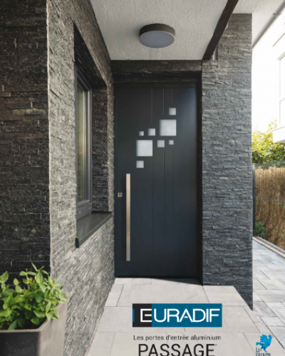 EURADIF - Portes d'entrée