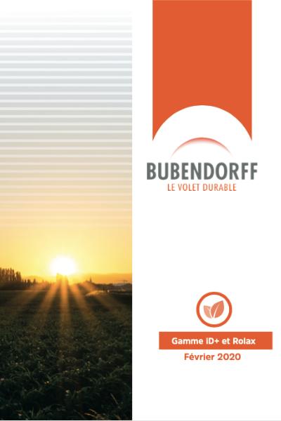 BUDENDORFF - Volets roulants