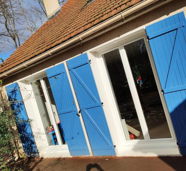 Fenêtres / Portes Fenêtres PVC Blanc