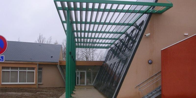 Brise soleil GIEN Loiret 45