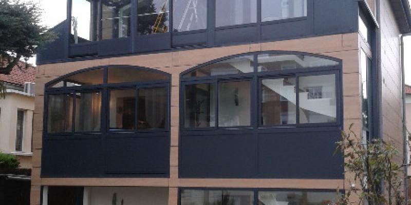 Renovation Maison - Fenêtres et Véranda Aluminium, Sur mesure