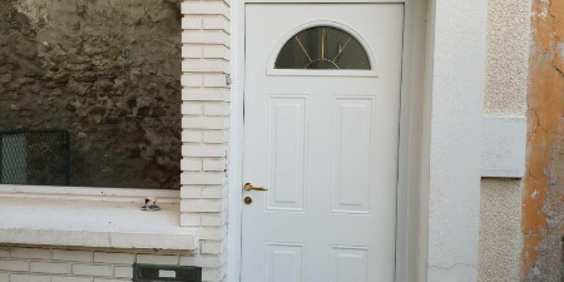 Porte d'entrée de la marque BEL'M