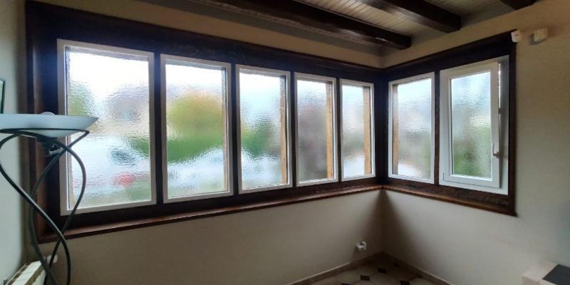 Fenêtres PVC Prostyle Vitrages Cathédrale
